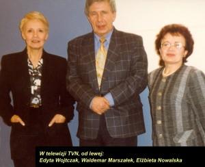 8. program tvn, Edyta Wojtczak